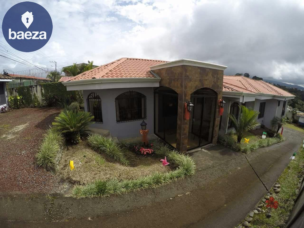 Venta casa en Santo Domingo de Heredia